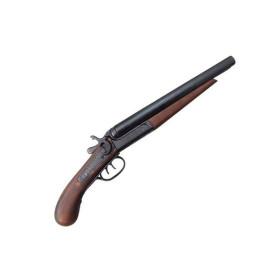 Jagged gun, USA, 1881 - 1