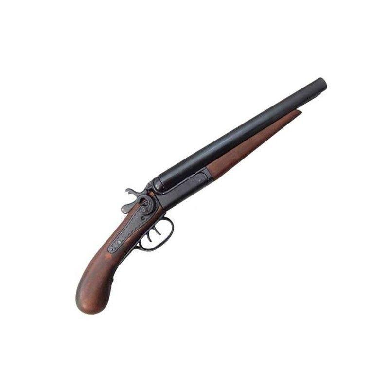 Pistola, Estados Unidos, 1881 - 1