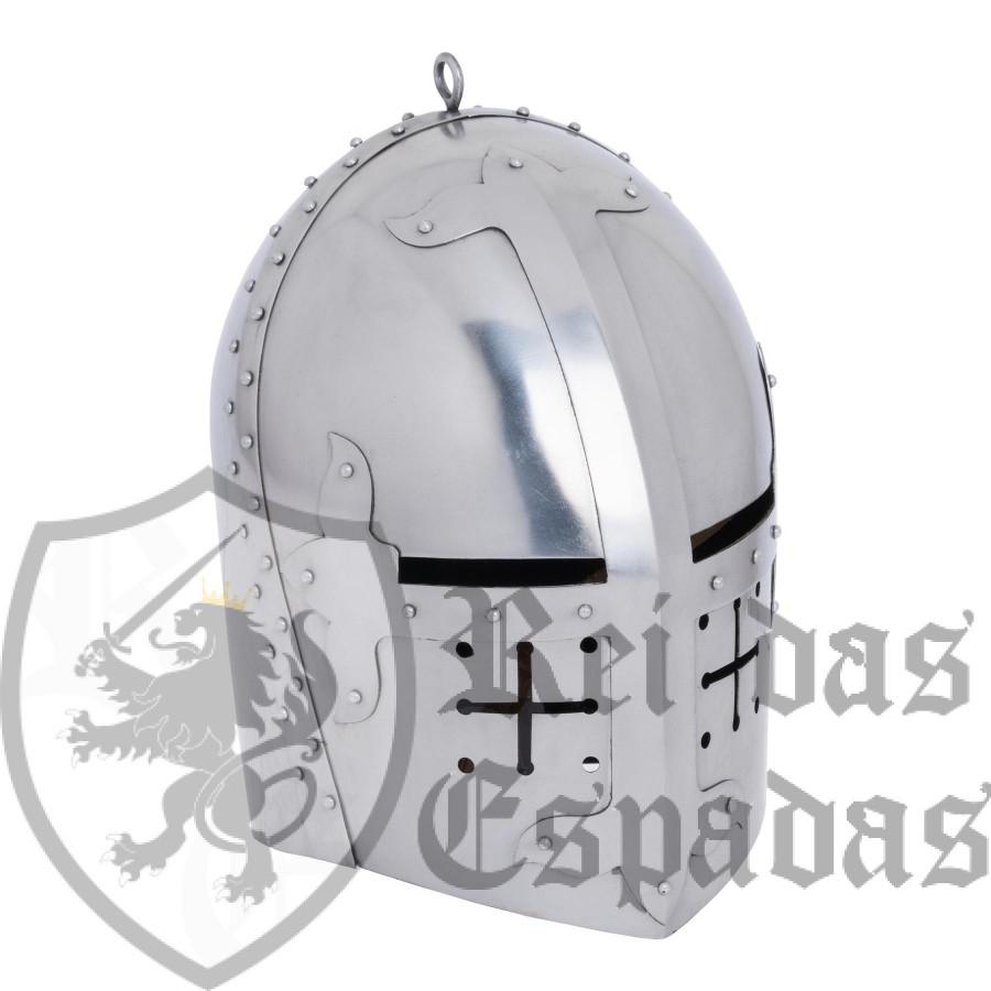 Medieval Helmet Inglés Pembridge