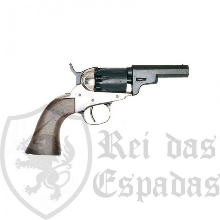 Revolver manufactured by S. Colt, USA 1848 - 1