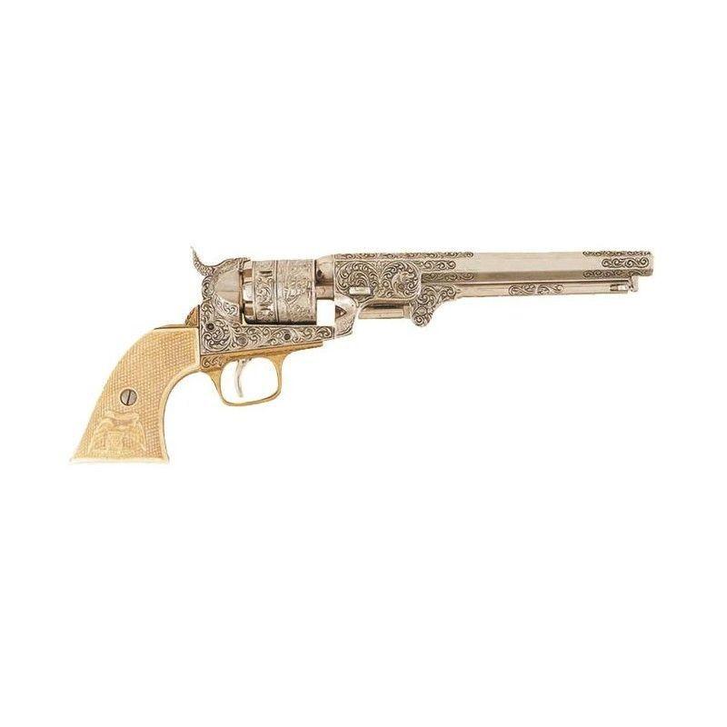 Colt 1851 Navy revolver USA,
