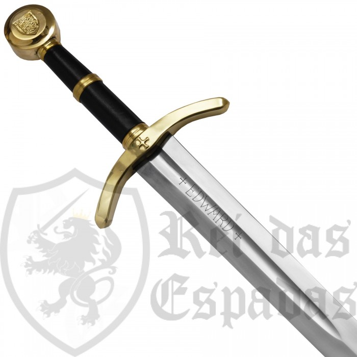 Sword of Edward I, by John Barnett
