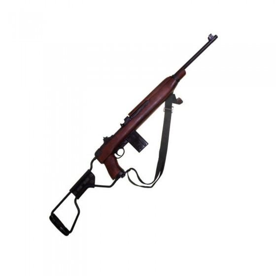 Carabina M1A1 , EUA 1941