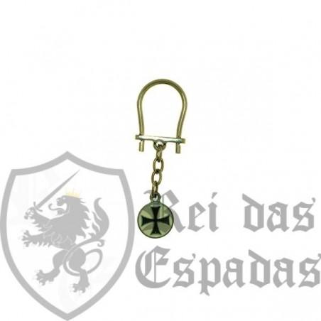Llavero Cruz Templarios