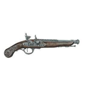 Pistolet anglais, XVIIIe siècle - 1