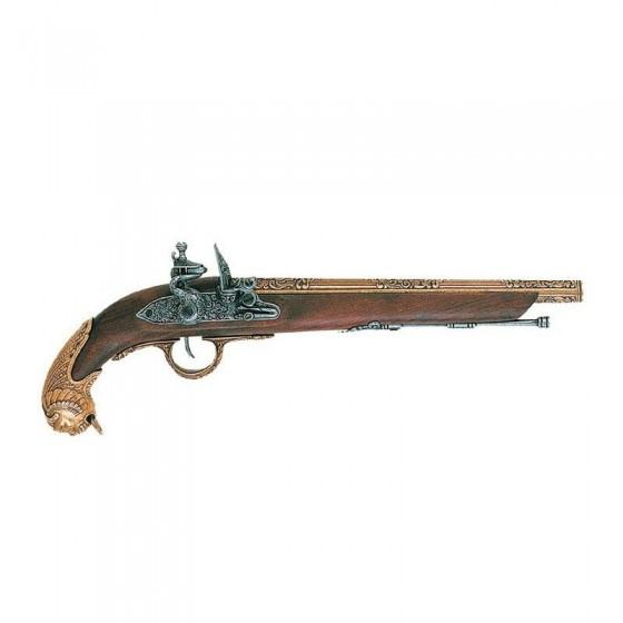 Pistola alemã, do século XVIII