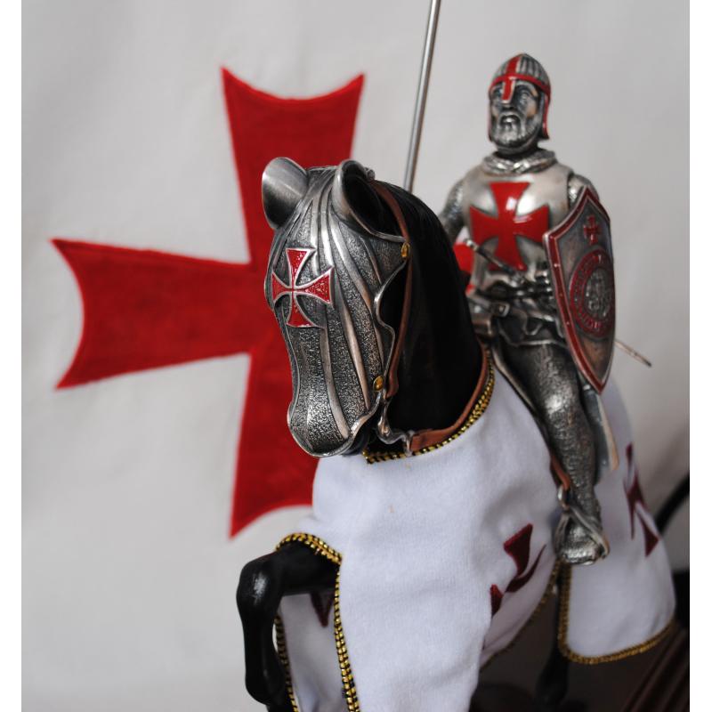 Armadura Cavaleiro Templário