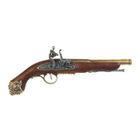 Pistola Flintlock , século XVIII