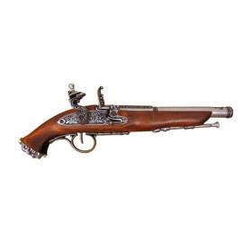 Pistola de pirata, siglo XVIII - 1