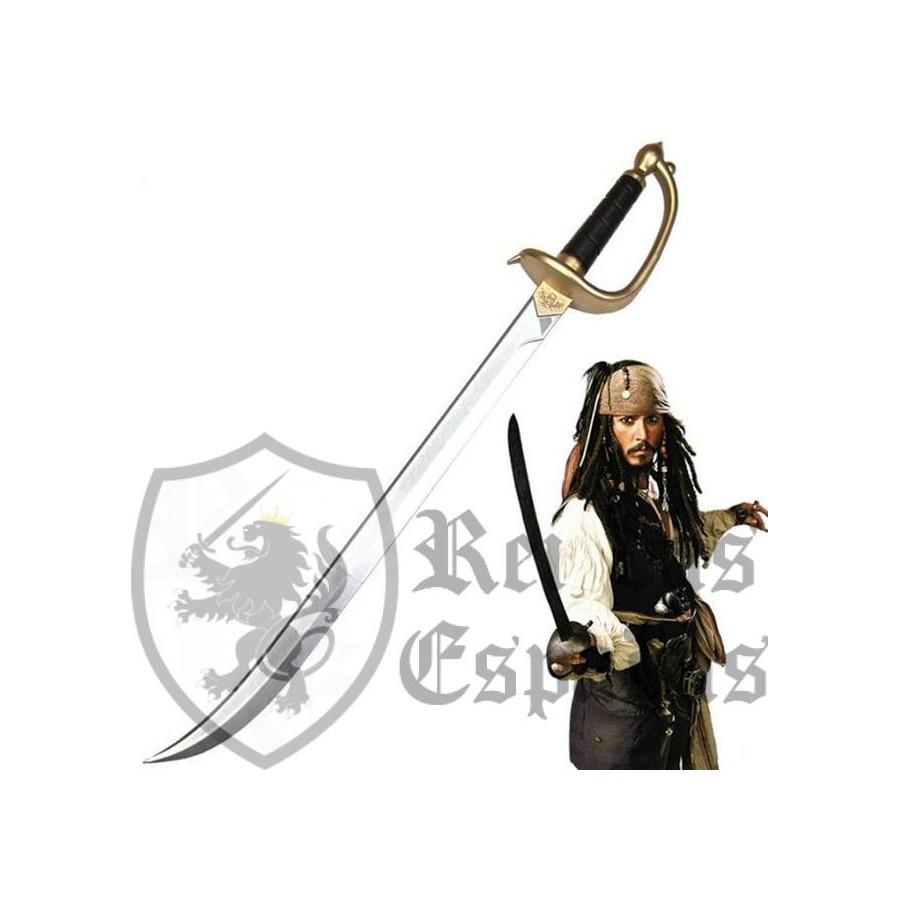Larp de espada de Jack Sparrow