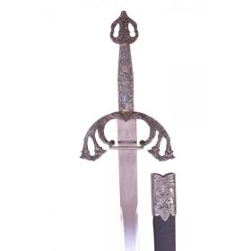 Tizona, espada de El Cid con vaina - 5