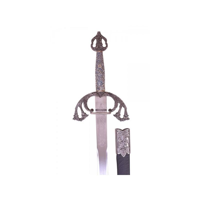 Tizona, épée El Cid avec gaine - 5
