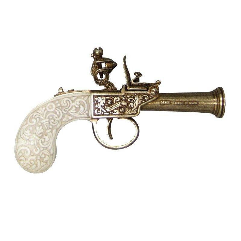 Pistola Inglesa, ano 1798 - 1