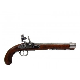 Pistola Kentucky, seculo.XIX