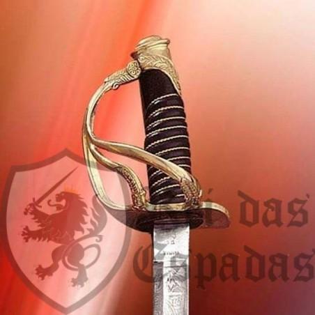 US 1860 Cavalry Saber