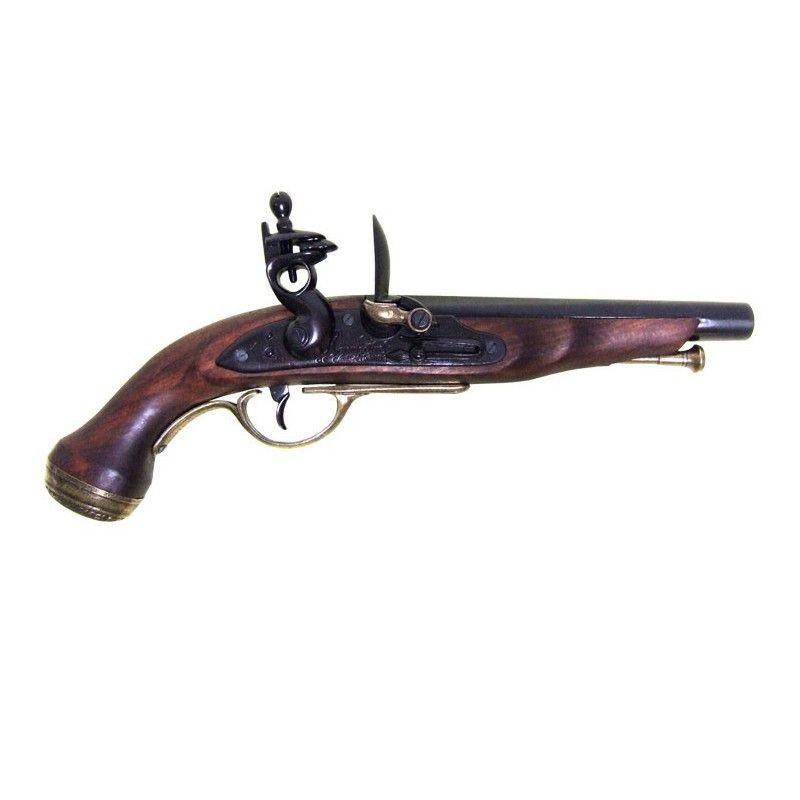 French navy pistol, 18th century - 1