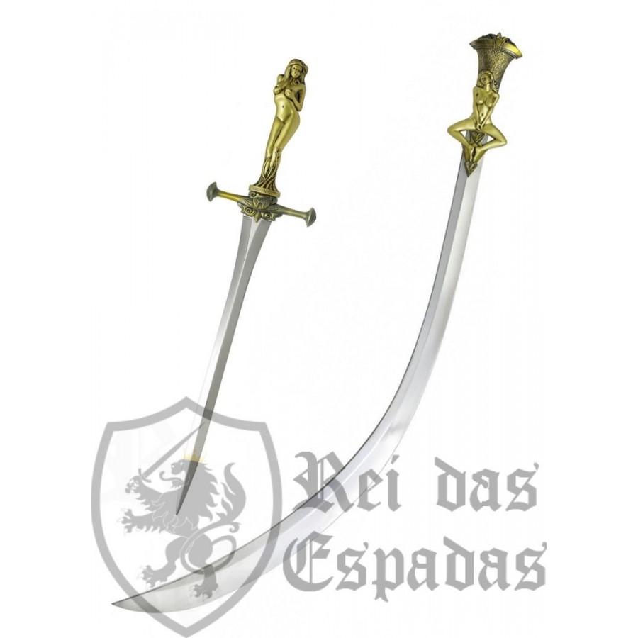 sword swords shop katanas katanas swords templars medieval ... Daario Naharis Swords