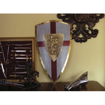 Richard the Lionheart's Coat of Arms - 2