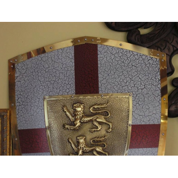 Richard the Lionheart's Coat of Arms - 4
