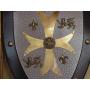 Escudo de templario - 5