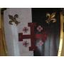 Escudo Templários Jesuralem - 4