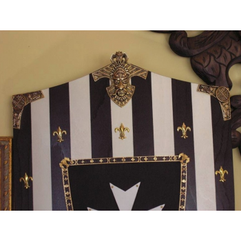 Shield of the Order of The Hospitable Knights - 3