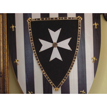 Shield of the Order of The Hospitable Knights - 4