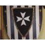 Escudo da Ordem dos Cavaleiros Hospitaleiros - 4