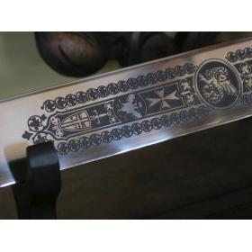 Magnifica Espada de São Jorge - 2