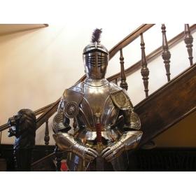 16th-century engraved armor - 5