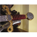 Sword of Christopher Columbus in gold - 3