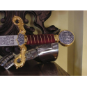 Sword of Christopher Columbus in gold - 4