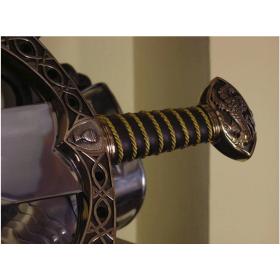 Espada Lancelot Bronze sem bainha - 3