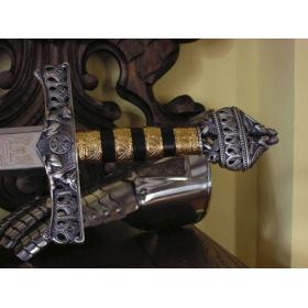 Barbarossa espada plata - 2