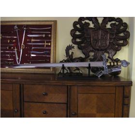 Barbarossa espada plata - 4