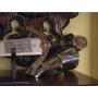 Espada Marco Polo em dourado sem bainha - 4