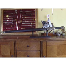 Espada Ivanhoe con vaina - 6