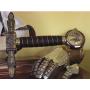 Espada Maçónica Ouro sem bainha - 3