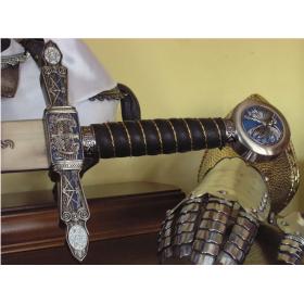 Silver Masonic Sword - 3