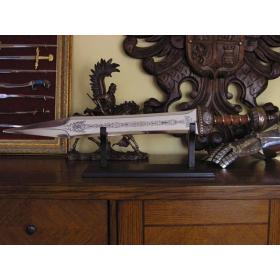 Espada Gladius Júlio César em Bronze sem bainha - 7