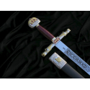 Espada Carlomagno con vaina - 4