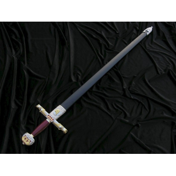 Charlemagne Sword with sheath - 6