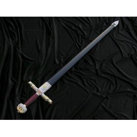 Espada Carlomagno con vaina - 6