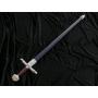 Espada Carlos Magno com bainha - 6