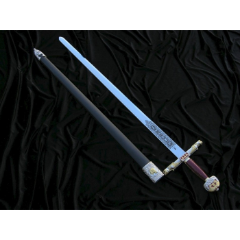 Charlemagne Sword with sheath - 7