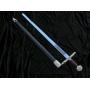 Espada Carlos Magno com bainha - 7