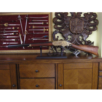 Winchester rifle manufactured by, USA, 1873,model2 - 3