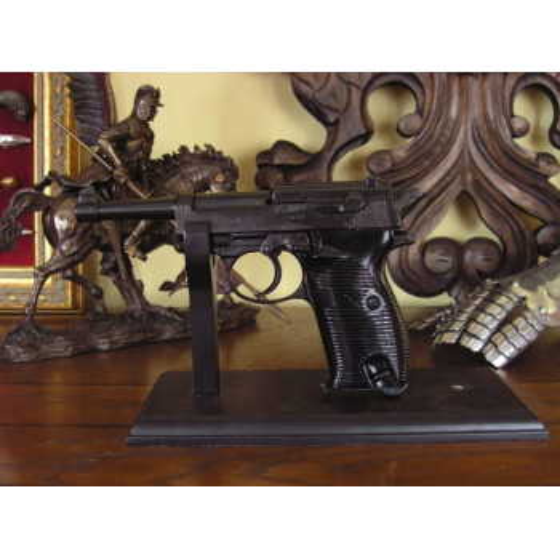 Automatic pistol, Germany, 1938 - 7