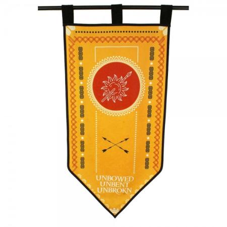 Estandarte Juego de Tronos Martell