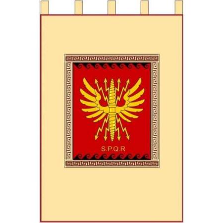Estandarte Romano 110 x 160